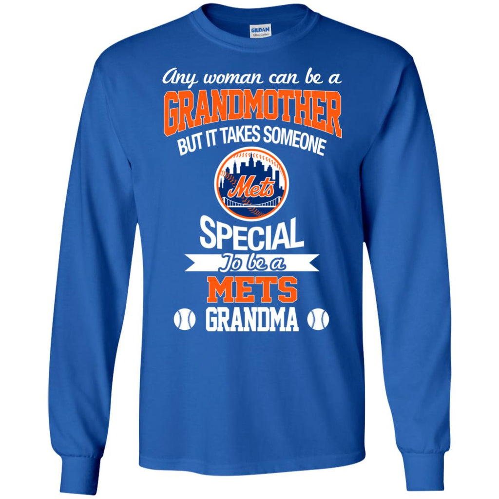 It Takes Someone Special To Be A New York Mets Grandma T Shirts