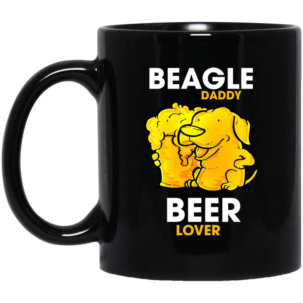 0f114129a Beagle Daddy Beer Lover Mugs – Best Funny Store