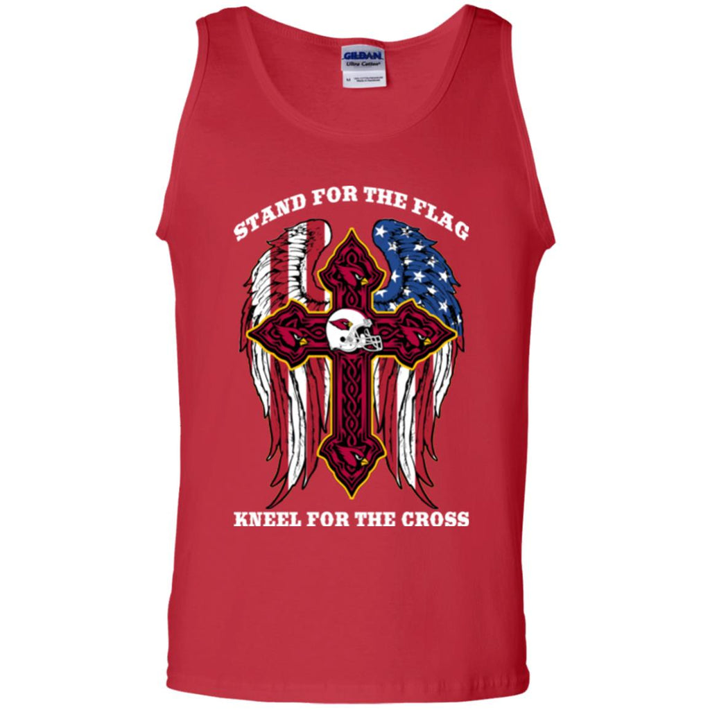 Stand For The Flag Kneel For The Cross Arizona Cardinals T Shirts