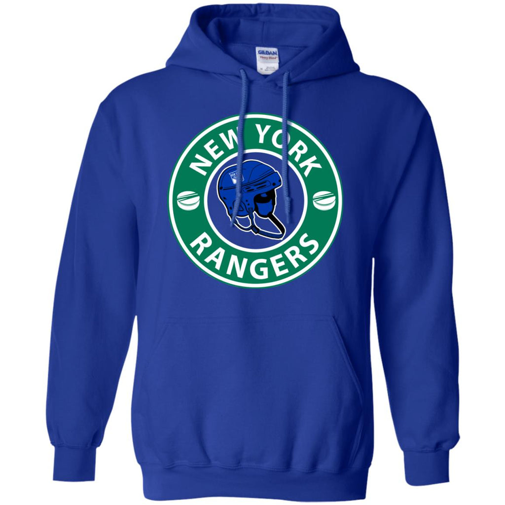 Starbucks Coffee New York Rangers T Shirts