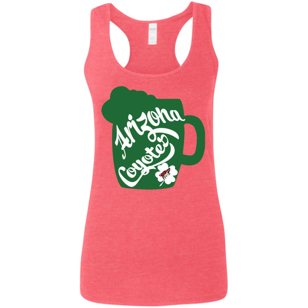 Amazing Beer Patrick's Day Arizona Coyotes T Shirts