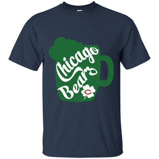 Amazing Beer Patrick's Day Chicago Bears T Shirts