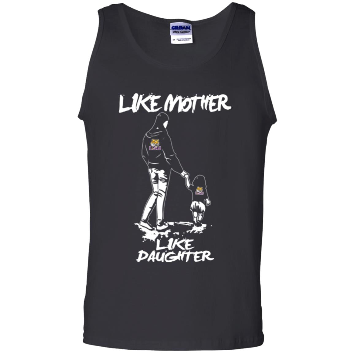 Like Mother Like Daughter LSU Tigers T Shirts
