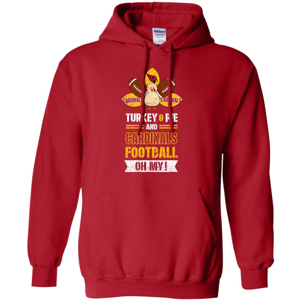 Thanksgiving Arizona Cardinals T Shirts - Best Funny Store