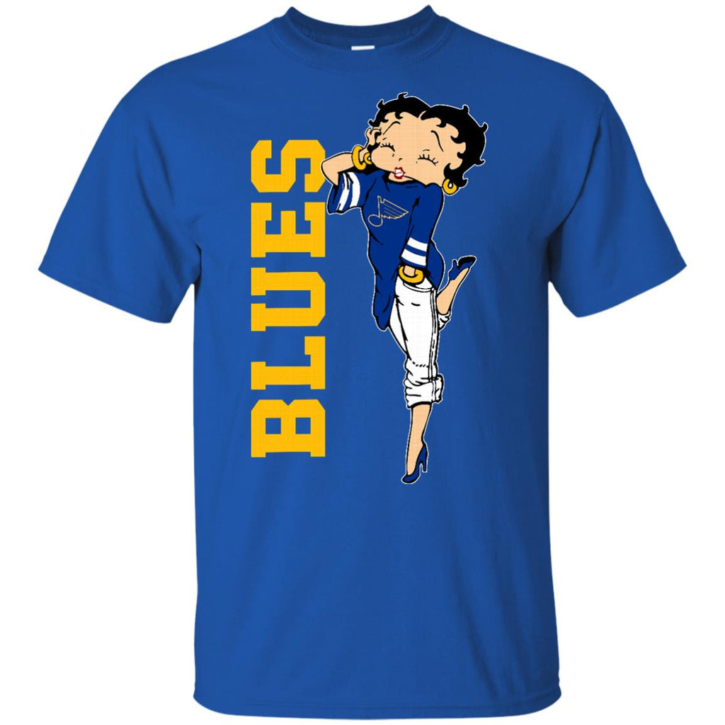 BB St. Louis Blues T Shirts