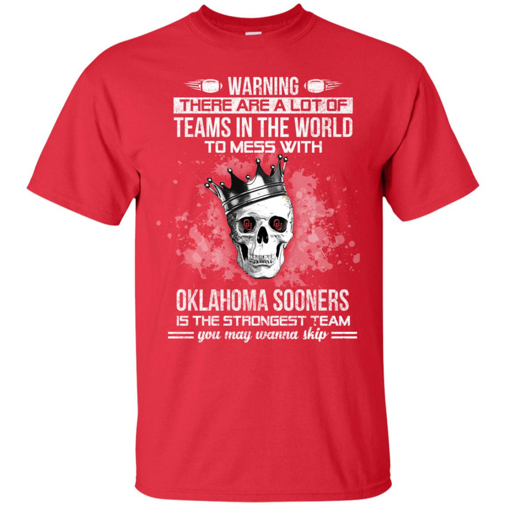 Oklahoma Sooners Is The Strongest T Shirts