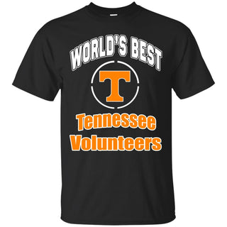 Amazing World's Best Dad Tennessee Volunteers T Shirts