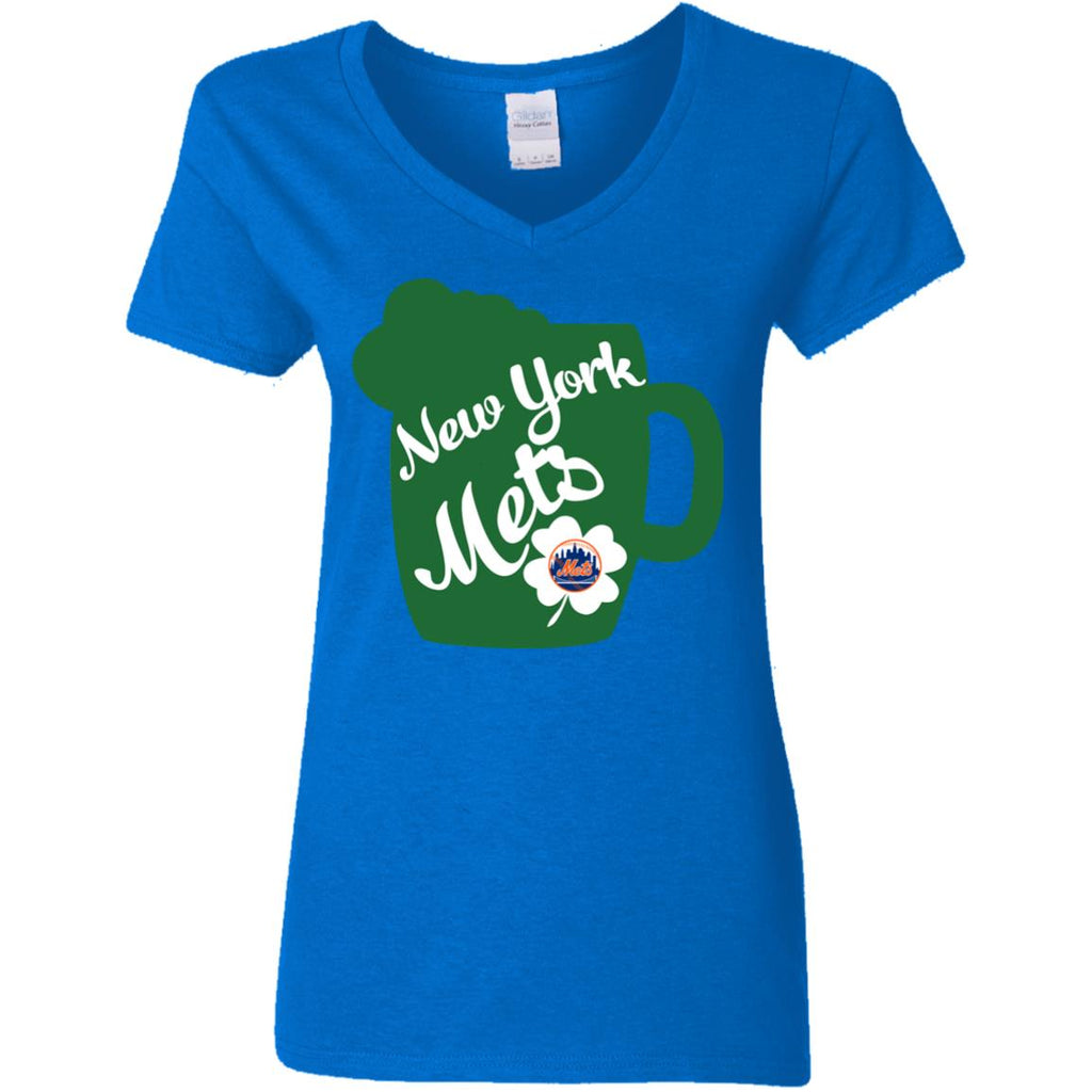 Amazing Beer Patrick's Day New York Mets T Shirts
