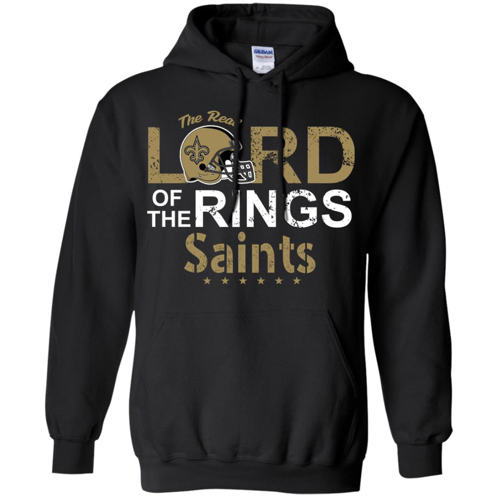 The Real Lord Of The Rings New Orleans Saints T Shirts