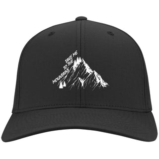 Take Me To The Mountains Camping Caps