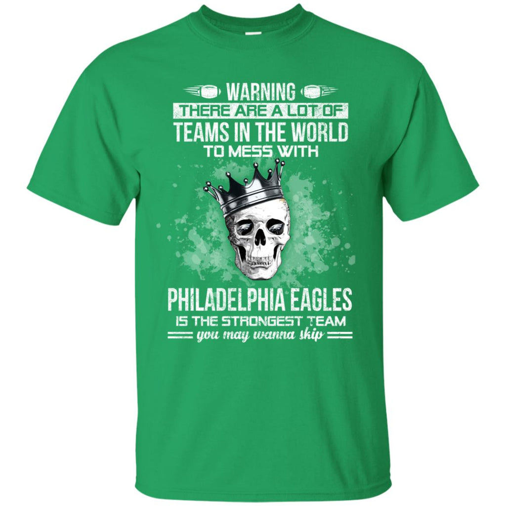 Philadelphia Eagles Is The Strongest T Shirts