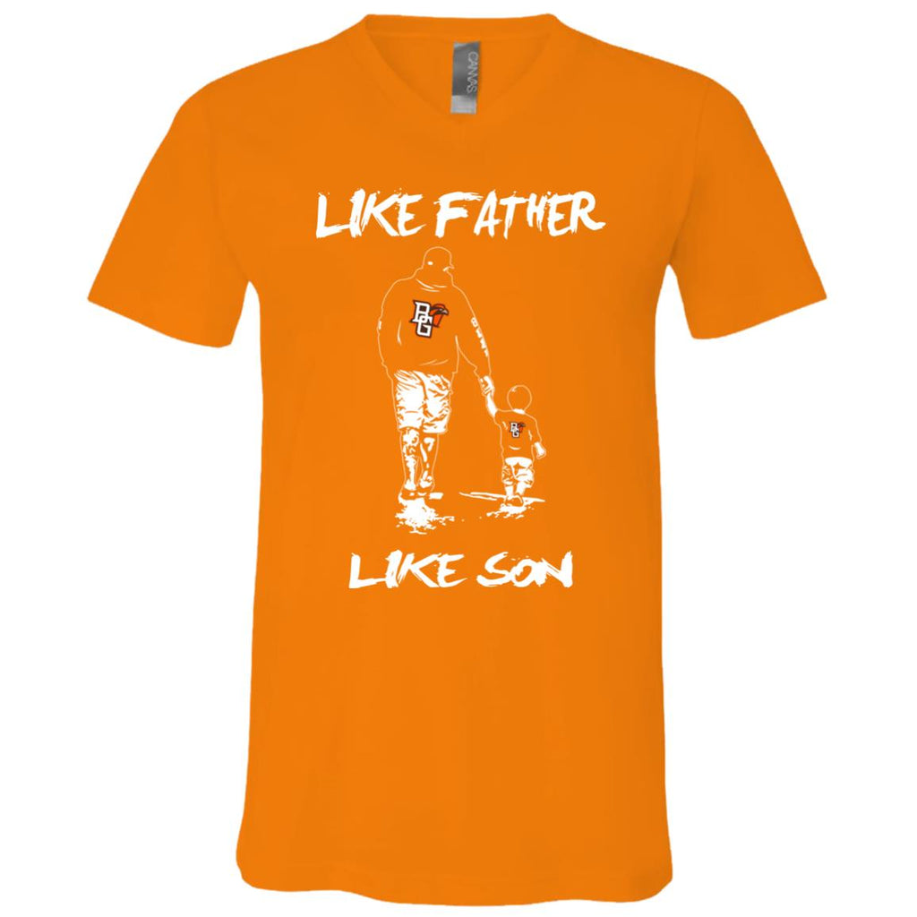 Like Father Like Son Bowling Green Falcons T Shirt