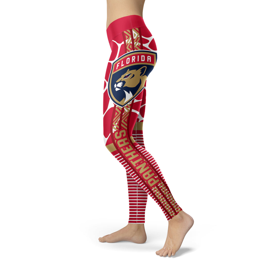 Cool Air Lighten Attractive Kind Florida Panthers Leggings