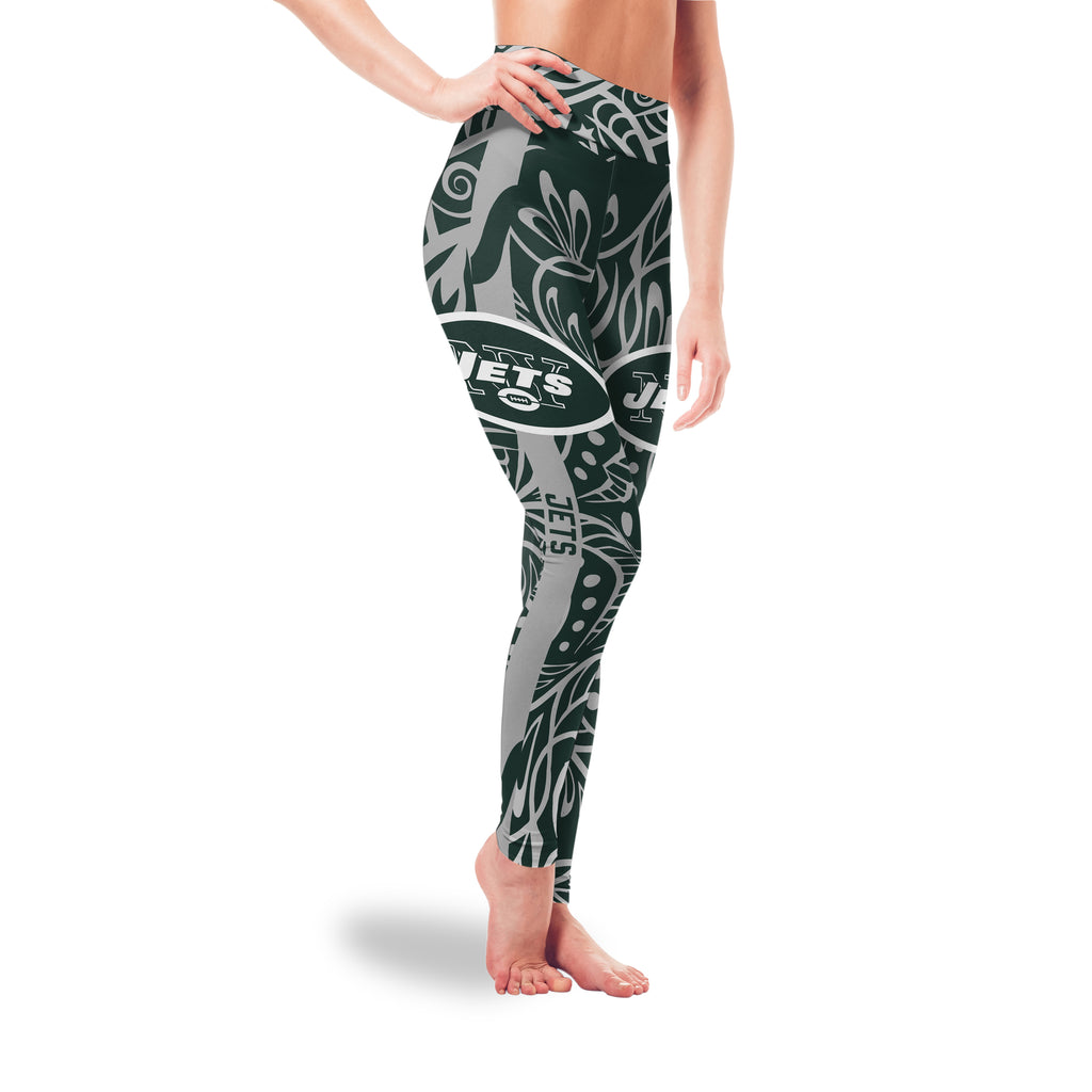 Curly Line Charming Daily Fashion Philadelphia Eagles Leggings