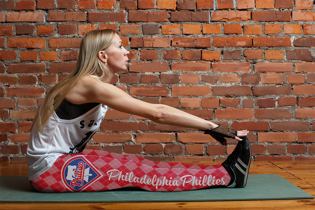 Cosy Seamless Border Wonderful Philadelphia Phillies Leggings