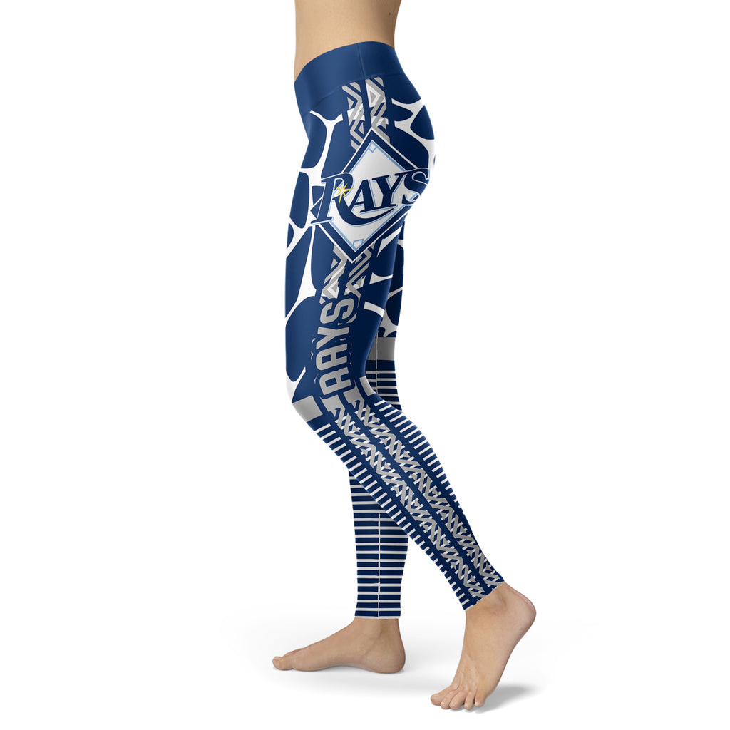 Cool Air Lighten Attractive Kind Tampa Bay Rays Leggings