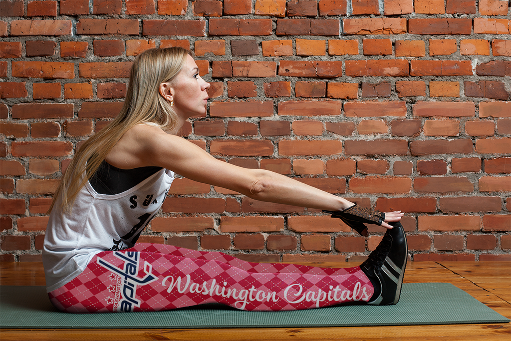 Cosy Seamless Border Wonderful Washington Capitals Leggings