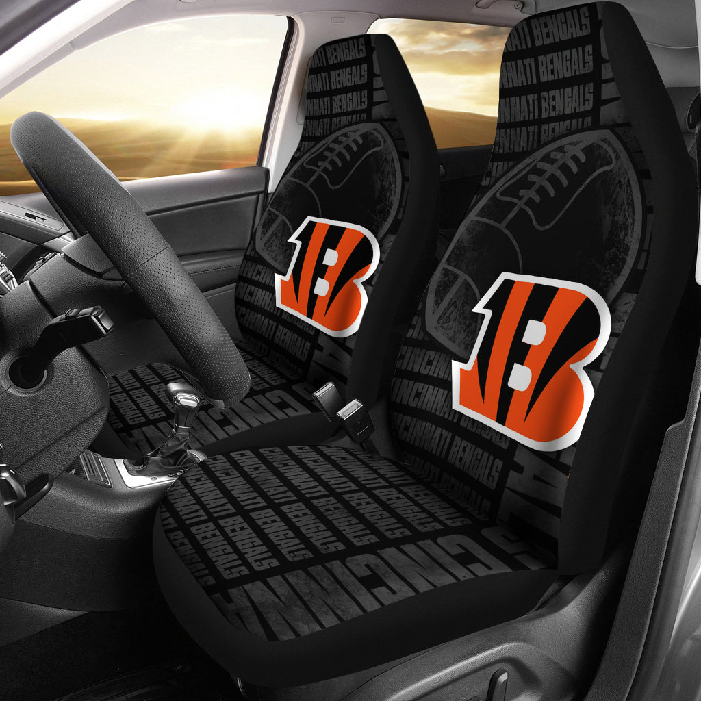 The Victory Cincinnati Bengals Car Seat Covers Best Funny Store