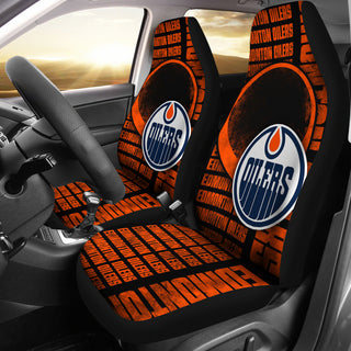 The Victory Edmonton Oilers Car Seat Covers