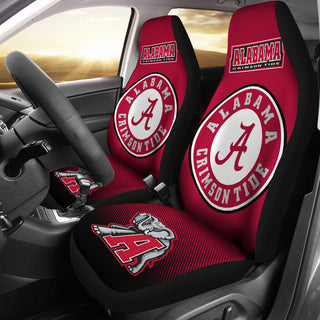 New Fashion Fantastic Alabama Crimson Tide Car Seat Covers
