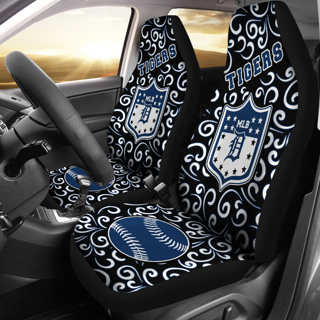 Admirable Artist Suv Detroit Tigers Seat Covers Sets For Car Pdpeps Interior Chair Design Pdpepsorg