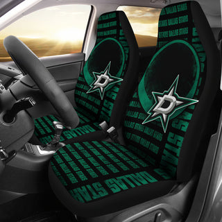 The Victory Dallas Stars Car Seat Covers