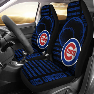 The Victory Chicago Cubs Car Seat Covers