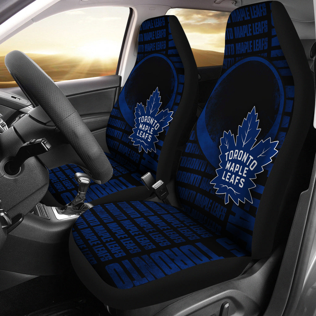 size 40 d94be c83b7 The Victory Toronto Maple Leafs Car Seat Covers