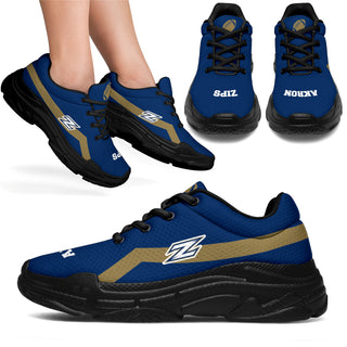 Edition Chunky Sneakers With Line Akron Zips Shoes