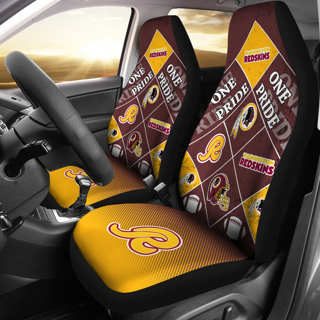 Astonishing Pride Flag Washington Redskins Car Seat Covers Squirreltailoven Fun Painted Chair Ideas Images Squirreltailovenorg