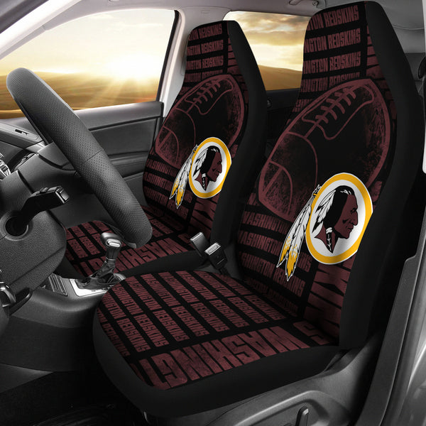 The Victory Washington Redskins Car Seat Covers Best