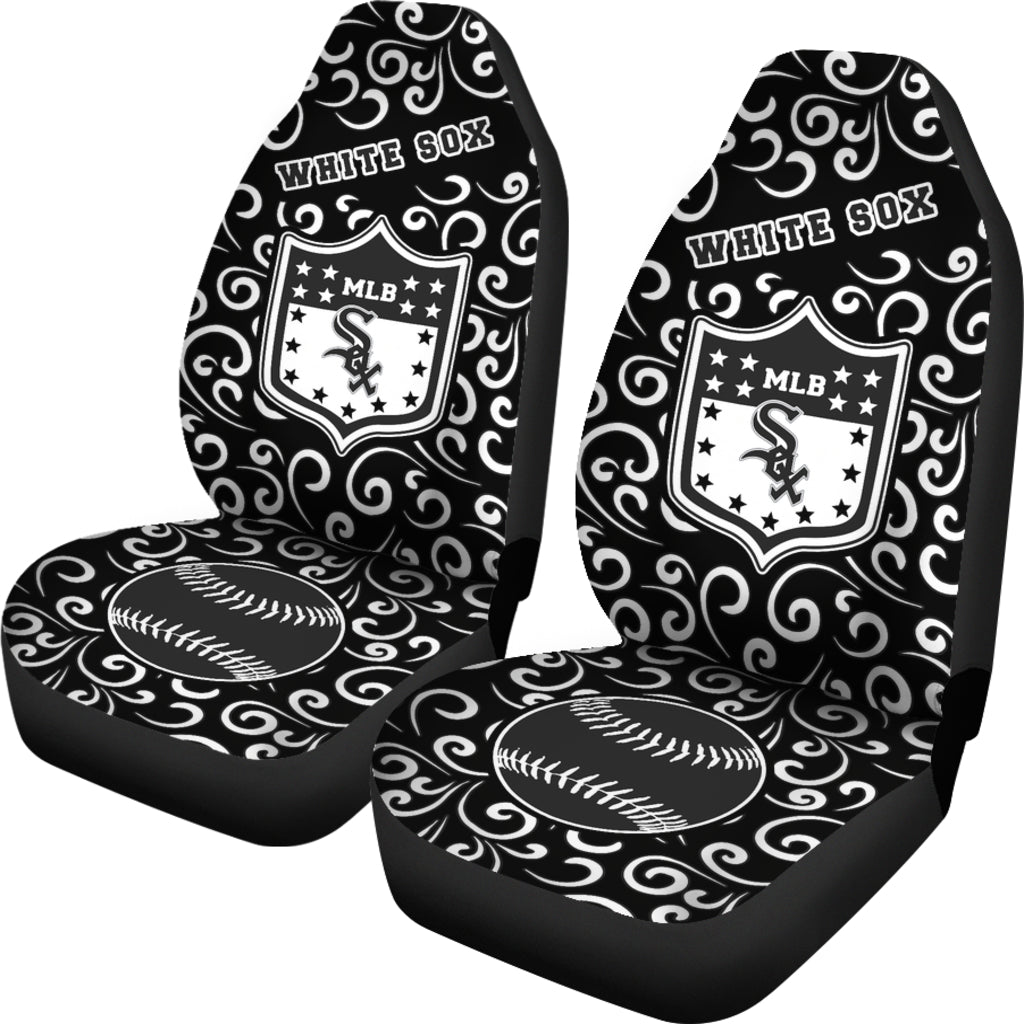 Artist SUV Chicago White Sox Seat Covers Sets For Car