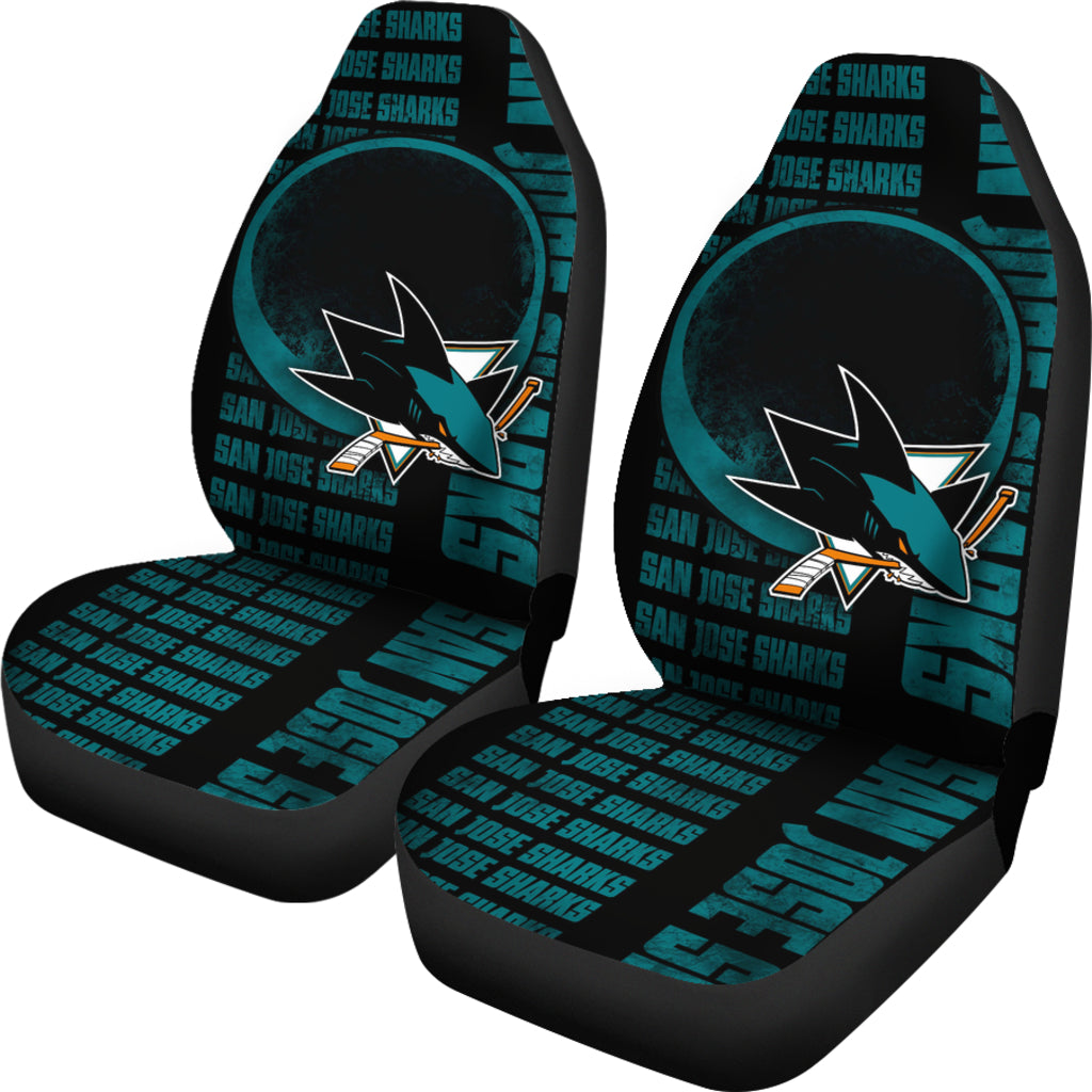 The Victory San Jose Sharks Car Seat Covers – Best Funny Store c0f752957
