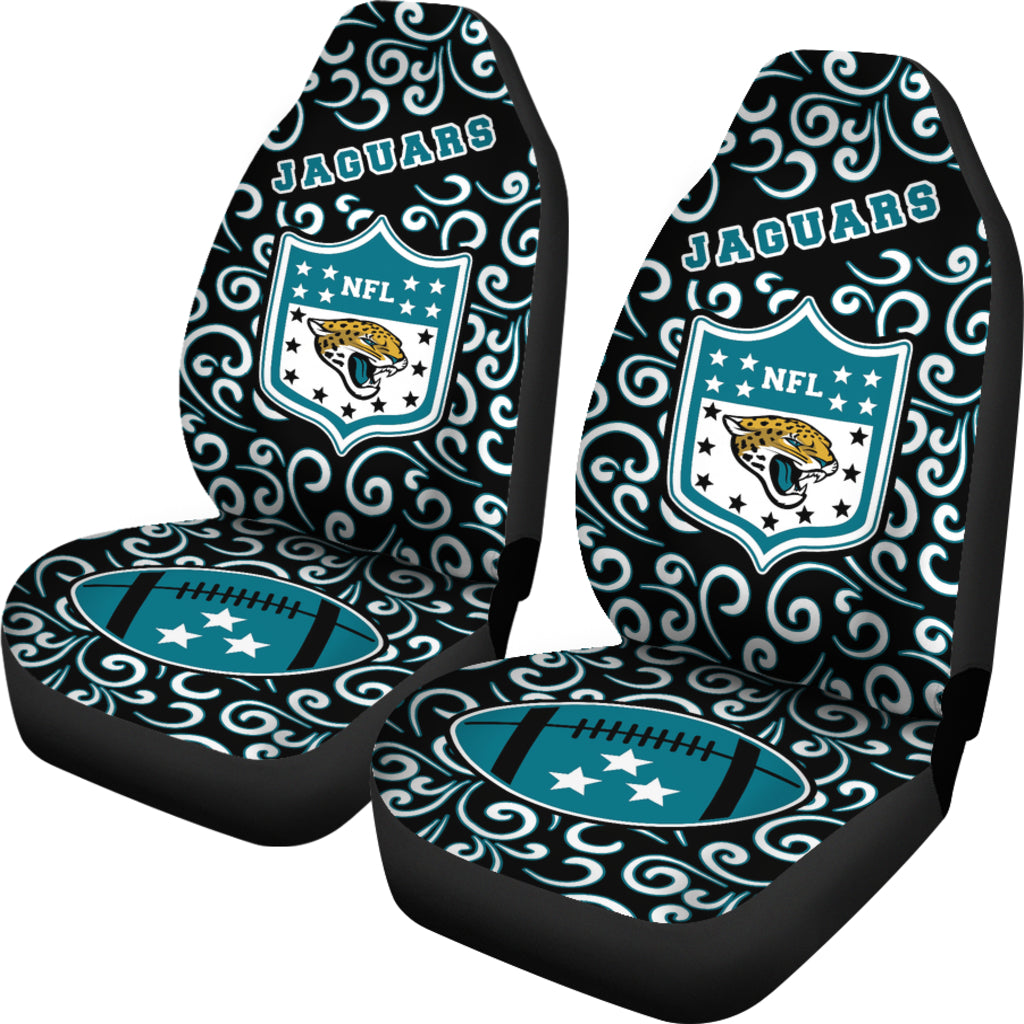 Artist SUV Jacksonville Jaguars Seat Covers Sets For Car