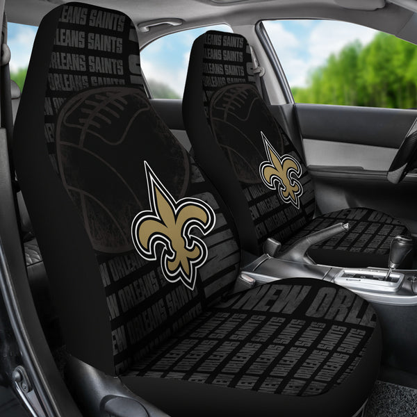 The Victory New Orleans Saints Car Seat Covers Best