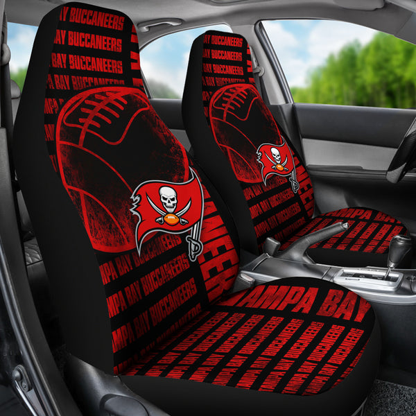 The Victory Tampa Bay Buccaneers Car Seat Covers Best