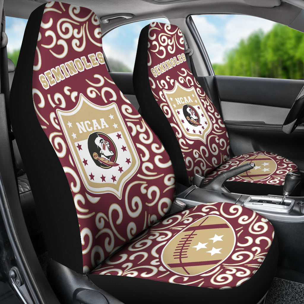 Artist SUV Florida State Seminoles Seat Covers Sets For Car