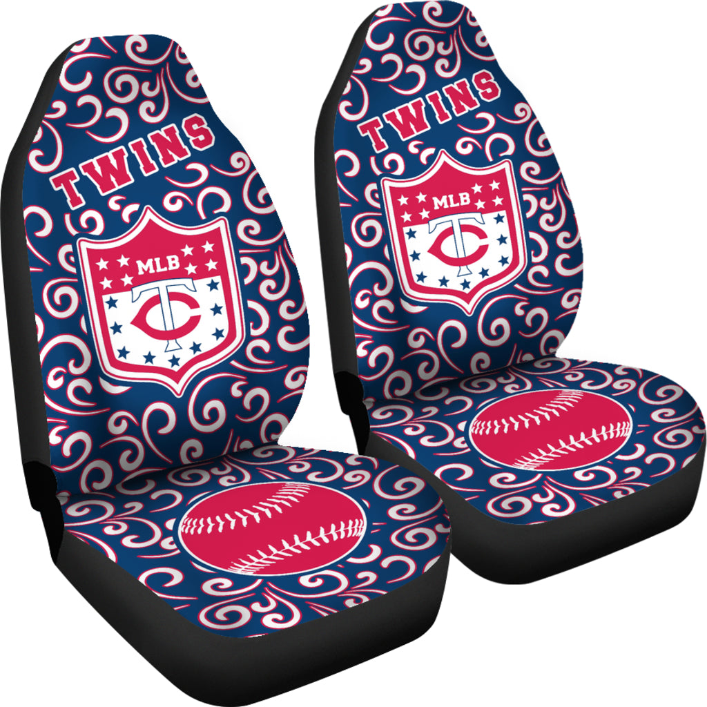 Artist SUV Minnesota Twins Seat Covers Sets For Car