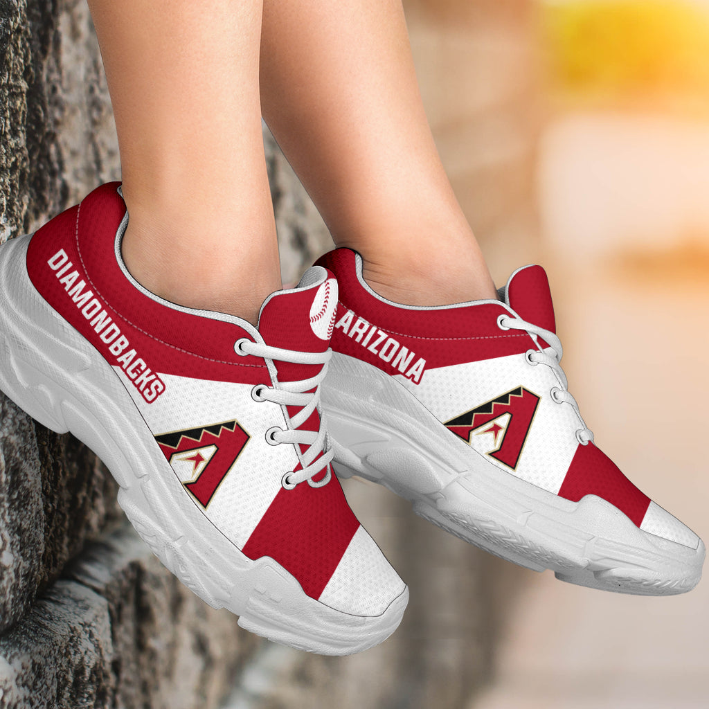 Pro Shop Logo Arizona Diamondbacks Chunky Sneakers