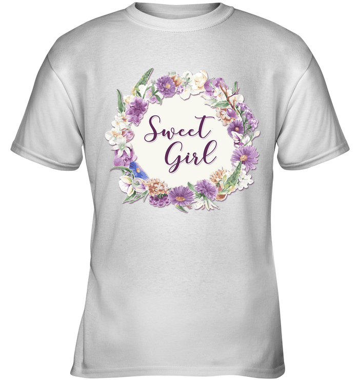 Sweet Girl T Shirts