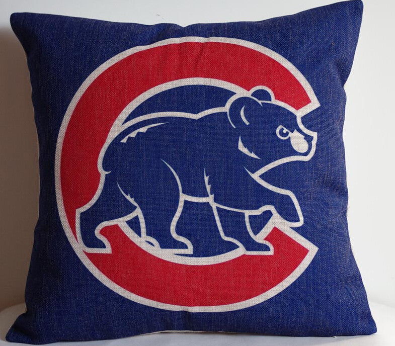 Chicago Cubs Pillow Case Cover - Best Funny Store