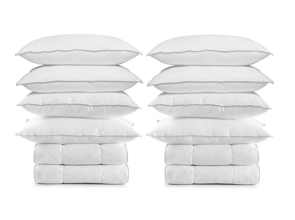 8 Berth 10.5 tog Superior Polycotton Bed Pack - Gailarde Ltd