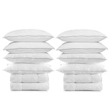 8 Berth 13.5 tog Luxury Microfibre Bed Pack - Gailarde Ltd
