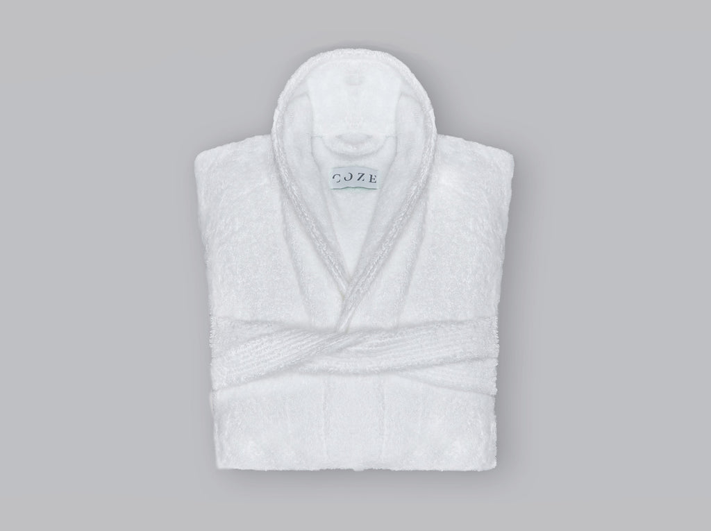 Kando Bath Robe Terry Towelling - Gailarde Ltd
