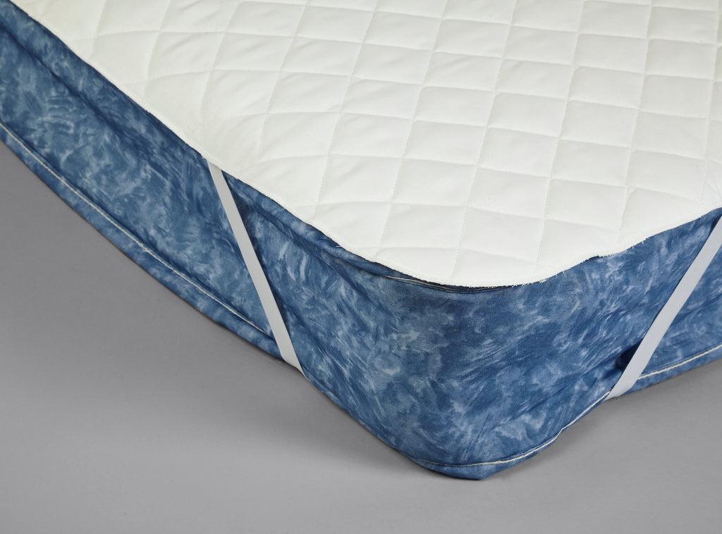 Cotton Proban Quilted Mattress Pad