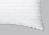 240 TC Duvet Cover Satin Stripe Belissa Collection - Gailarde Ltd