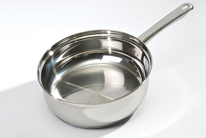 Stainless Steel Saucepan - Gailarde Ltd
