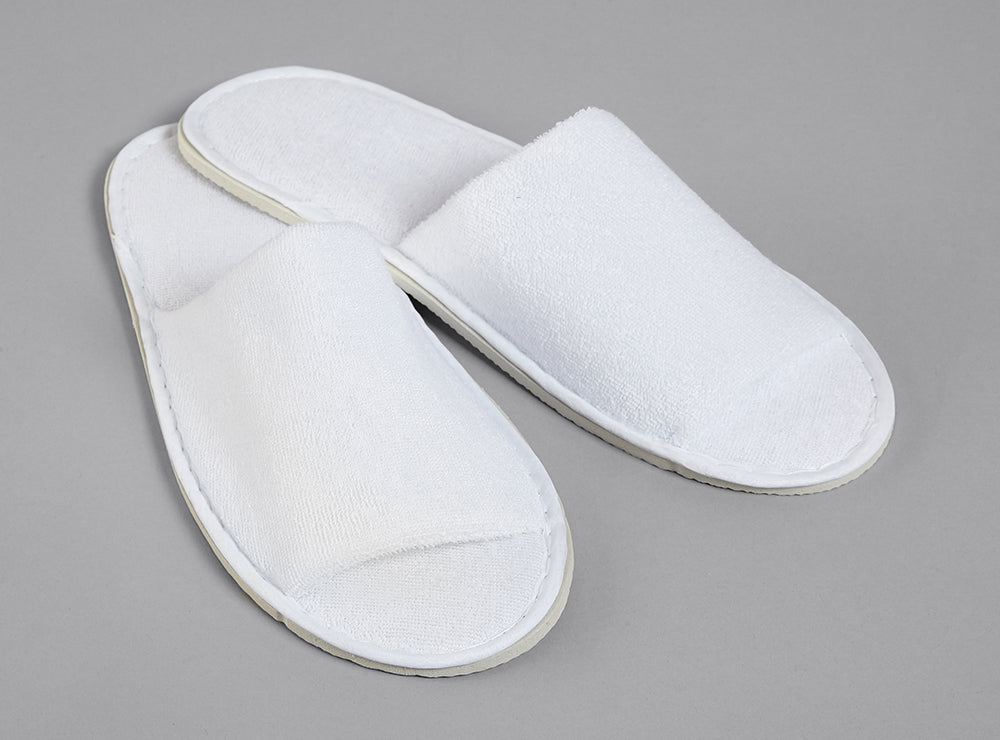 Terry Hotel Slippers