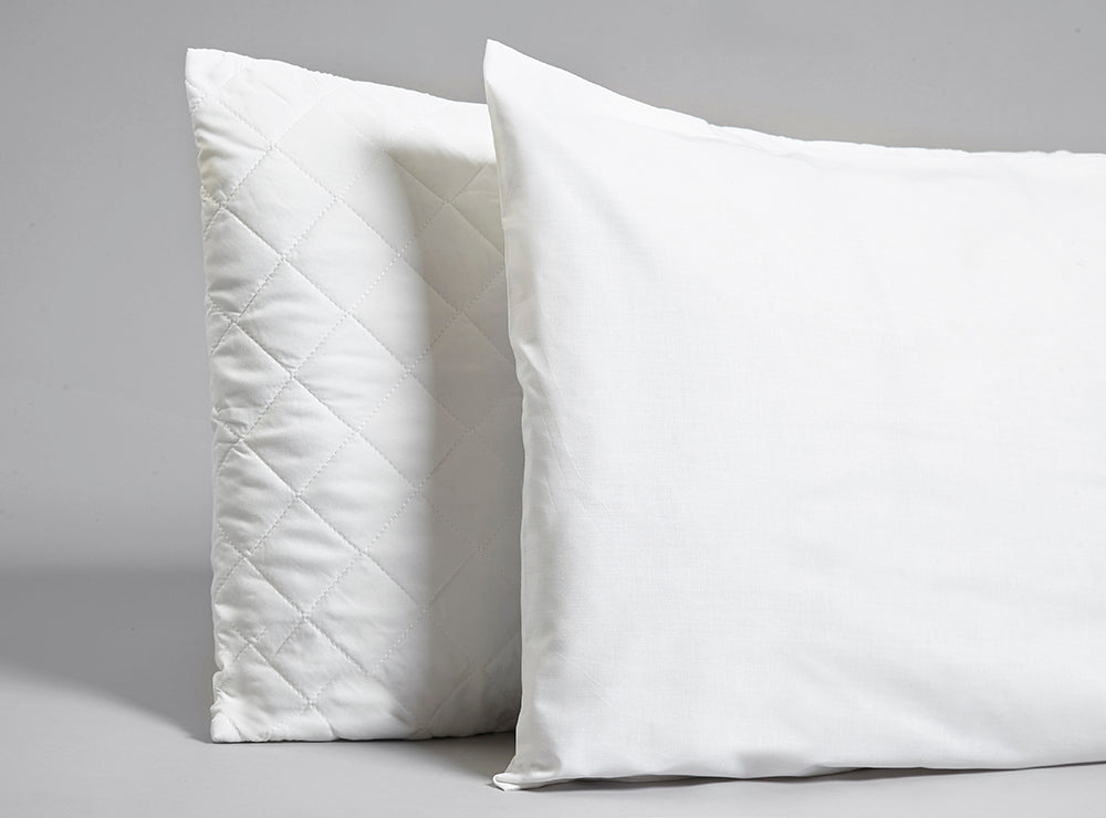 Microfibre Quilted Pillow Protector - Gailarde Ltd