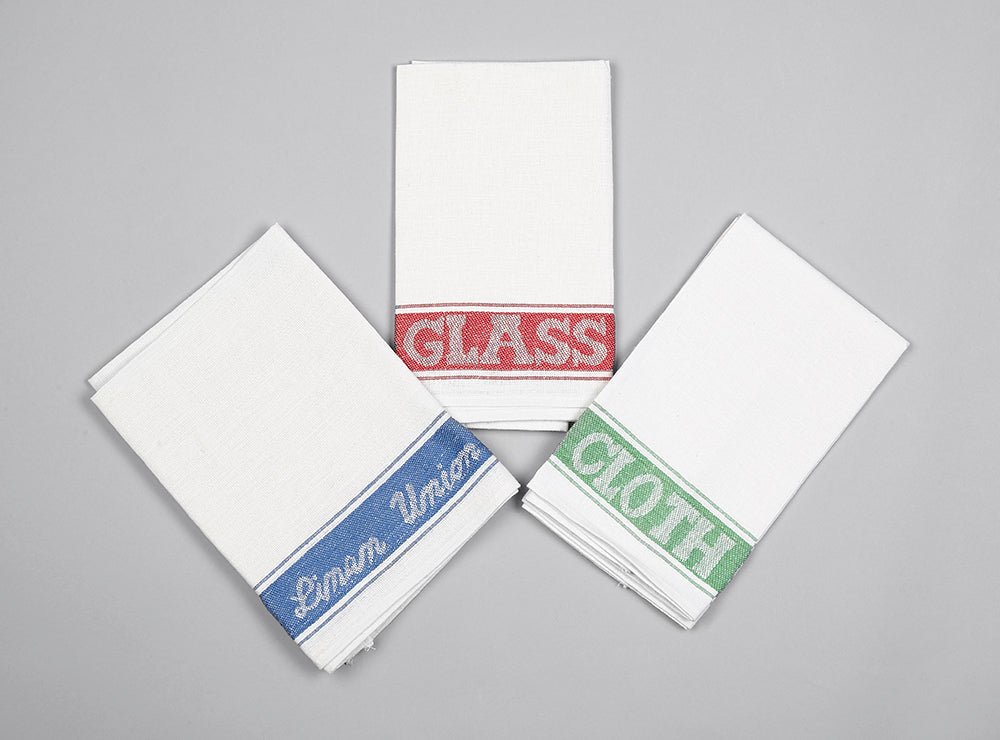 Linen Cotton Glass Cloth